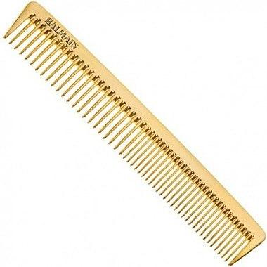 Professioneller Frisur-Kamm gold - Balmain Golden Cutting Comb — Bild N1