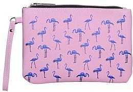 Düfte, Parfümerie und Kosmetik Kosmetiktasche Flamingo Mittelgröße - Inter-Vion