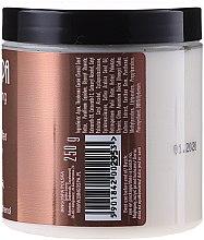 Straffende Kakaobutter füe den Körper mit mit Stammzellen, Retinol und D-Panthenol - BingoSpa Cocoa Butter Massage Cream — Bild N2
