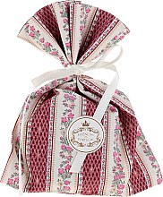 Düfte, Parfümerie und Kosmetik Gestreiftes Duftsäckchen mit Naturseife - Essencias De Portugal Tradition Charm Air Freshener