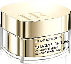 Düfte, Parfümerie und Kosmetik Glättende Anti-Falten Gesichtscreme für trockene Haut - Helena Rubinstein Collagenist Re-Plump SPF 15