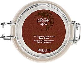 Straffende Körpercreme mit kolumbianischem Kaffeeextrakt - Avon Planet Spa Body Cream — Bild N3