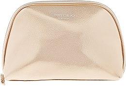 Düfte, Parfümerie und Kosmetik Kosmetiktasche gold - Jimmy Choo Make Up Pouch Gold