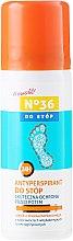 Düfte, Parfümerie und Kosmetik Fußspray Antitranspirant - Pharma CF No.36 Deodorant
