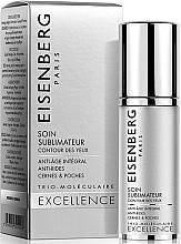 Düfte, Parfümerie und Kosmetik Anti-Aging Creme für die Augenkontur - Eisenberg Excellence Soin Sublimateur Eye Contour Anti-age Care