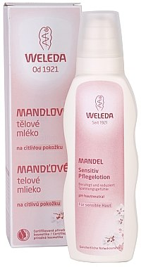 Beruhigende Körperlotion mit Mandelöl für empfindliche Haut - Weleda Mandel Sensitiv Pflegelotion — Bild N5