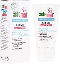 Düfte, Parfümerie und Kosmetik Mattierende Gesichtscreme für unreine und zu Akne neigende Haut - Sebamed Clear Face Mattifying Cream
