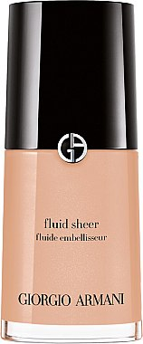 Flüssige Foundation - Giorgio Armani Fluid Sheer — Bild N1