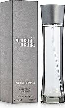 Düfte, Parfümerie und Kosmetik Giorgio Armani Mania Pour Homme - Eau de Toilette