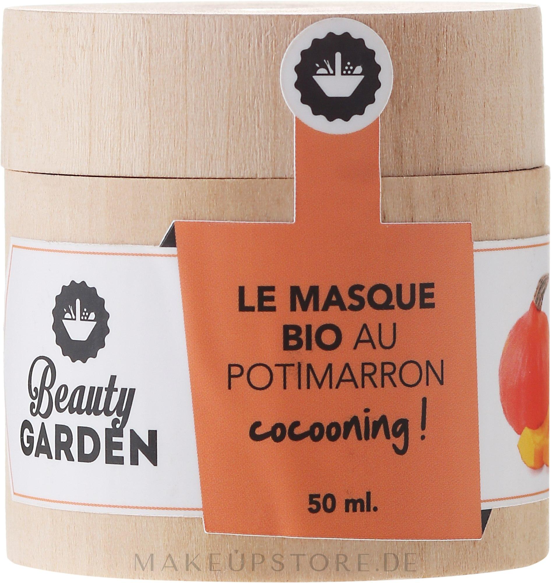Gesichtsmaske mit Kürbis - Beauty Garden Pumpkin Face Mask — Bild 50 ml