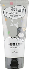 Düfte, Parfümerie und Kosmetik Peel-Off-Maske mit Aktivkohle - Esfolio Pure Skin Charcoal Peel Off Pack