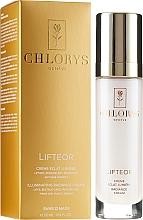 Düfte, Parfümerie und Kosmetik Aufhellende Gesichtscreme für reife Haut - Chlorys Lifteor Illuminating Radiance Cream