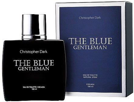 Christopher Dark The Blue Gentleman - Eau de Toilette — Bild N1