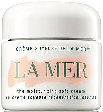 Düfte, Parfümerie und Kosmetik Sanfte feuchtigkeitsspendende und regenerierende Gesichtscreme - La Mer The Moisturizing Soft Cream