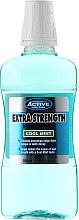 Düfte, Parfümerie und Kosmetik Mundwasser - Beauty Formulas Active Oral Care Extra Strength Cool Mint