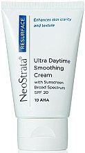 Düfte, Parfümerie und Kosmetik Glättende Gesichtscreme für den täglichen Gebrauch mit SPF 20 - NeoStrata Resurface Ultra Daytime Smoothing Cream SPF20