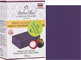 Düfte, Parfümerie und Kosmetik Seife mit Mangostan Extrakt gegen Akne - Sabai Thai Herbal Mangosteen Soap
