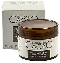 Düfte, Parfümerie und Kosmetik Gesichtscreme mit Kakaobutter - Phytorelax Laboratories Cocoa Butter 24-hours Face Cream