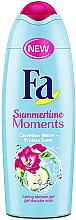 Düfte, Parfümerie und Kosmetik Duschgel - Fa Summertime Moments Shower Gel