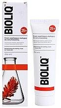 Feuchtigkeitsspendende und mattierende Gesichtscreme mit Aloe Vera 25+ - Bioliq 25+ Face Cream — Bild N2