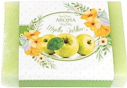 Düfte, Parfümerie und Kosmetik Handgemachte Naturseife Apfel - Delicate Organic Aroma Soap