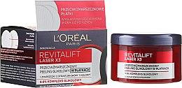 Düfte, Parfümerie und Kosmetik Anti-Aging getränkte Pads für Gesicht mit 9,6% Glykolkomplex - L'Oreal Paris Revitalift Laser X3