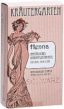 Düfte, Parfümerie und Kosmetik Hennapulver für schwarze Nuancen - Styx Naturcosmetic Henna Pulver Schwarz