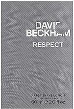 Düfte, Parfümerie und Kosmetik David Beckham Respect - After Shave Lotion