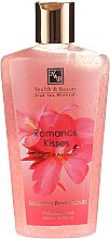 Düfte, Parfümerie und Kosmetik Feuchtigkeitsspendendes Körperpeeling mit reduziertem Seifengehalt Romantischer Kuss - Health and Beauty Soapless Body Scrub