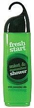 Düfte, Parfümerie und Kosmetik Duschgel Minze & Gurke - Xpel Fresh Start Mint & Cucumber Shower Gel