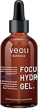 Düfte, Parfümerie und Kosmetik Intensiv feuchtigkeitsspendendes und nährendes Gesichtsgel-Serum mit Hyaluronsäure und schwarzem Tee - Veoli Botanica Ultra Moisturizing Gel Serum