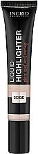 Düfte, Parfümerie und Kosmetik Flüssiger Highlighter - Ingrid Cosmetics Liquid Highlighter