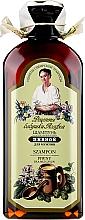 Düfte, Parfümerie und Kosmetik Shampoo mit Hopfenextrakt für Männer - Rezepte der Oma Agafja