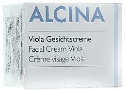 Düfte, Parfümerie und Kosmetik Gesichtscreme mit Veilchen - Alcina T Facial Cream Viola