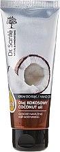 Düfte, Parfümerie und Kosmetik Feuchtigkeitsspendende Handcreme - Dr. Sante Hand Cream Coconut Oil