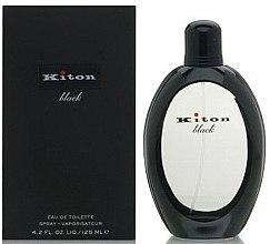 Düfte, Parfümerie und Kosmetik Kiton Black - Eau de Toilette