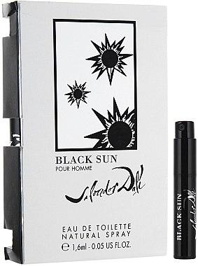 Salvador Dali Black sun - Eau de Toilette (Probe) — Bild N2