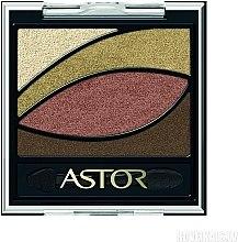 Düfte, Parfümerie und Kosmetik Lidschatten - Astor Eye Artist Shadow Palette