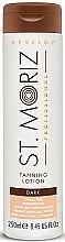 Düfte, Parfümerie und Kosmetik Autobronzant für den Körper mit Olivenmilch und Vitamin E - St.Moriz Professional Tanning Lotion Dark