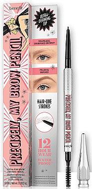 Augenbrauenstift - Benefit Precisely, My Brow Pencil — Bild N2