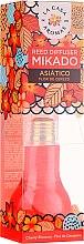 Düfte, Parfümerie und Kosmetik Raumerfrischer Cherry Blossom - La Casa de Los Aromas Mikado Asiático Cherry Blossom Reed Diffuser