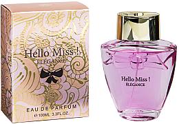 Düfte, Parfümerie und Kosmetik Real Time Hello Miss! Elegance - Eau de Parfum