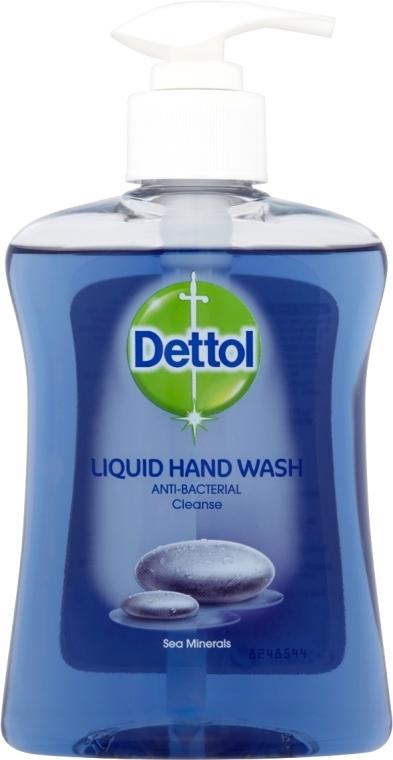 Flüssige Handseife Meeresmineralien und Aloe Vera - Dettol Cleanse Hand Wash With Sea Minerals & Aloe Vera — Bild N1