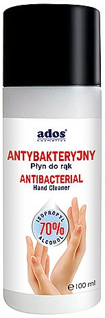 Antibakterieller Handreiniger - Ados Antibacterial Hand Cleaner — Bild N1