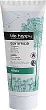 Düfte, Parfümerie und Kosmetik Zahnpasta mit Minzeextrakt - Bio Happy Neutral&Delicate Toothpaste Mint Flavor