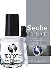 Düfte, Parfümerie und Kosmetik Nagellackverdünner - Seche Vite Restore Thinner