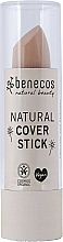 Düfte, Parfümerie und Kosmetik Gesichts-Concealer Stick - Benecos Natural Cover Stick