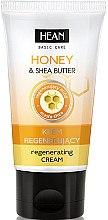 Düfte, Parfümerie und Kosmetik Regenerierende Gesichtscreme mit Honig und Sheabutter - Hean Basic Care Regenerating Cream Honey & Shea Butter