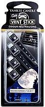Düfte, Parfümerie und Kosmetik Auto-Lufterfrischer Midsummer's Night Duftstick - Yankee Candle Midsummer's Night Car Vent Stick