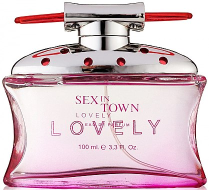 Concept V Design Sex In Town Lovely - Eau de Parfum — Bild N1